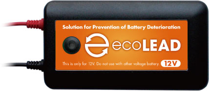 Extend Battery Life with eco-LEAD™